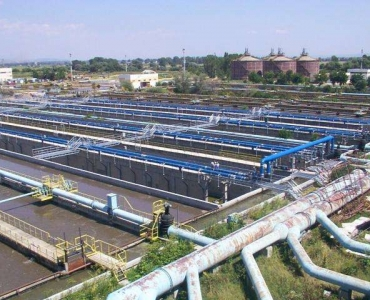 Kubratovo wastewater treatment plant