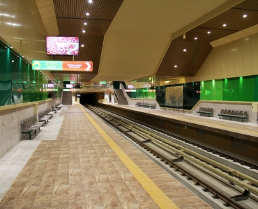 Extension of the subway in Sofia