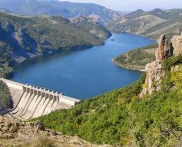 Iskar water pipeline - AK-Passarel