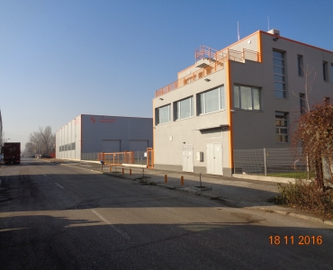 "Administrative and production complex ""Kranostroene"""