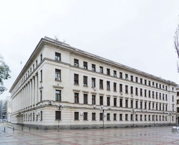 Reconstruction of the building of the Ministry of Defense